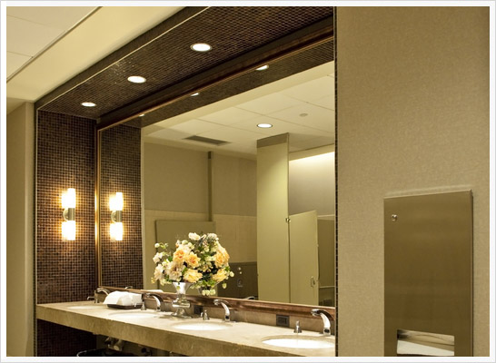 Restrooms Lexicon Lighting Technologies Led Lamps