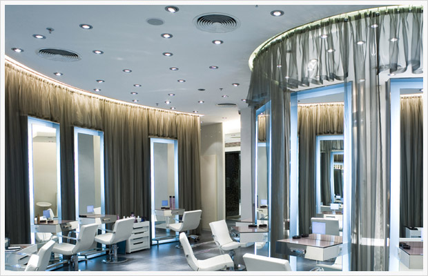 Salon lexicon lighting technologies led lamps for Salon solutions